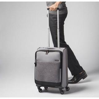 Текстильні валізи