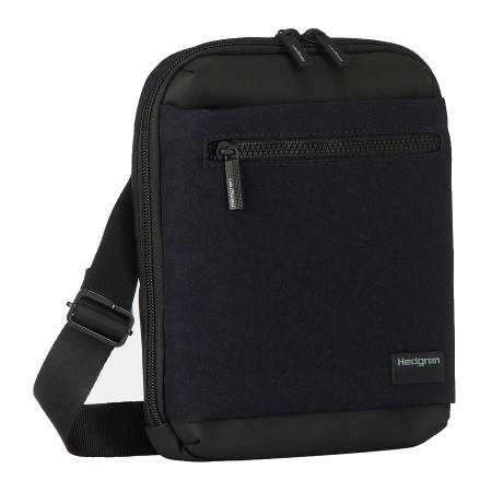 Мужская тонкая сумка через плечо Hedgren NEXT HNXT09/744